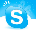 Call Alison's with Skype™!