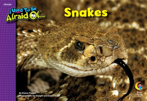 Snakes Up Close!: (Level 2) (Amer Museum of Nat History Easy Readers)-ExLibrary