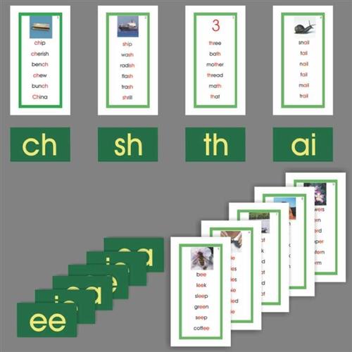 CH+Word+List Alison's Montessori   Quality Montessori Materials