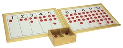 Magnetic Number and Counter Boards
