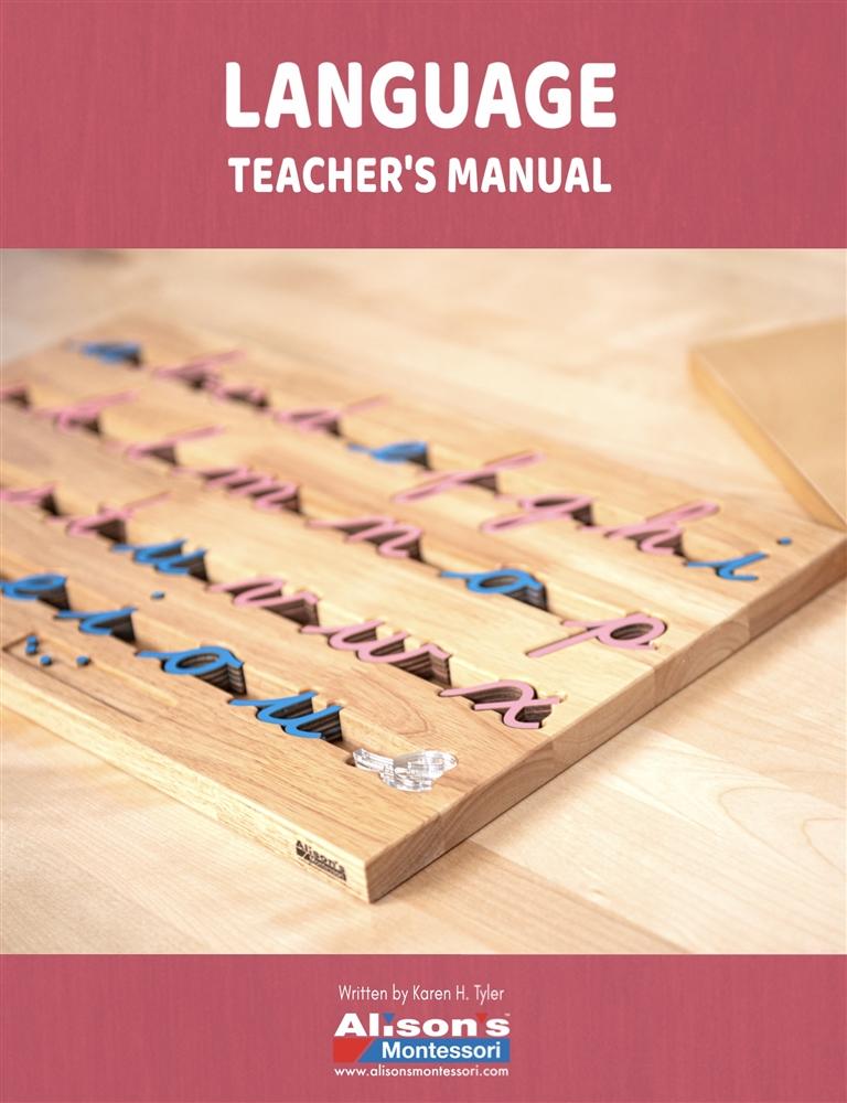 Montessori Album Language
