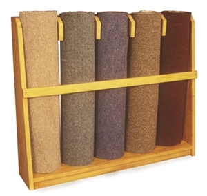 Montessori Materials Stand For Five Carpets Premium Quality