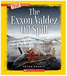 Learn from the past: Exxon Valdez incident