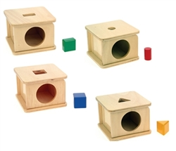 Infant Imbucare Boxes (Set of 4)