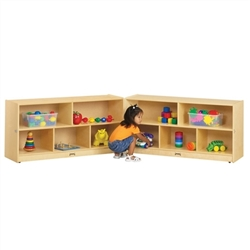 Montessori Materials- Extra Deep Fold N Lock Storage