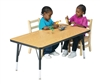 "Montessori Materials- Activity Table Rectangle 24"" x 36"""