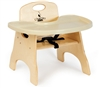 "Montessori Materials- HIGH CHAIRRIES® - PREMIUM TRAY - 7"" SEAT HEIGHT"