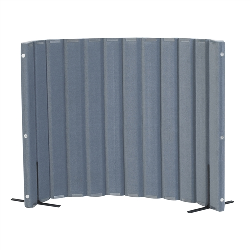 "Sound Sponge Quiet Dividers 48""H x 6'L"