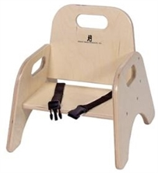Toddler Chair with Straps