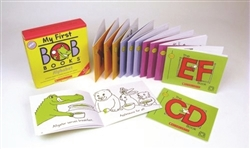 My First Bob Books Alphabets