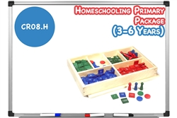 Homeschooling Primary Package (3-6 Years)