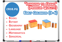 """Learning to Crawl"" Package (Premium Quality)"