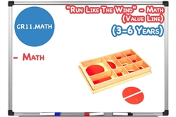 """Run Like The Wind"" - Math Package (Value Line)"