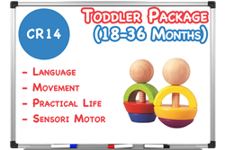 Toddler (18 - 36 Months) Package