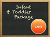 Infant & Toddler Package
