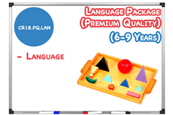 Language Package (Premium Quality) (6-9)