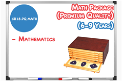 Math Package (Premium Quality) (6-9)