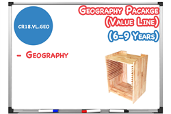 Geography Package (Value Line) (6-9)