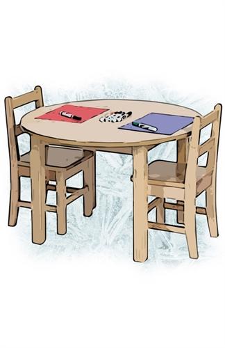 Montessori Classroom Furniture Package For 9 12