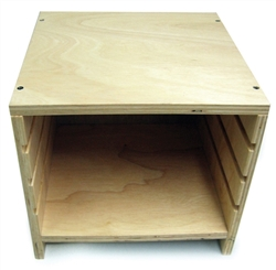 Cabinet for Botany Puzzles