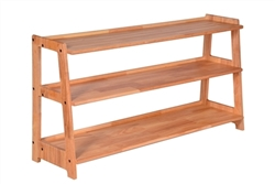 Three Tier Open Shelf