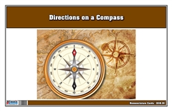 Directions on a Compass