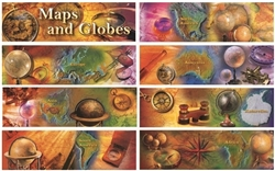 MAPS AND GLOBES BBS GR 4-8