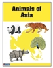 Animals of Asia Nomenclature Cards (Printed and Laminated)