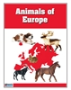 Animals of Europe Nomenclature Cards (Printed and Laminated)
