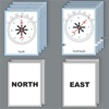 COMPASS NOMENCLATURE CARDS