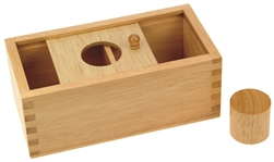 One Shape Sorting Box