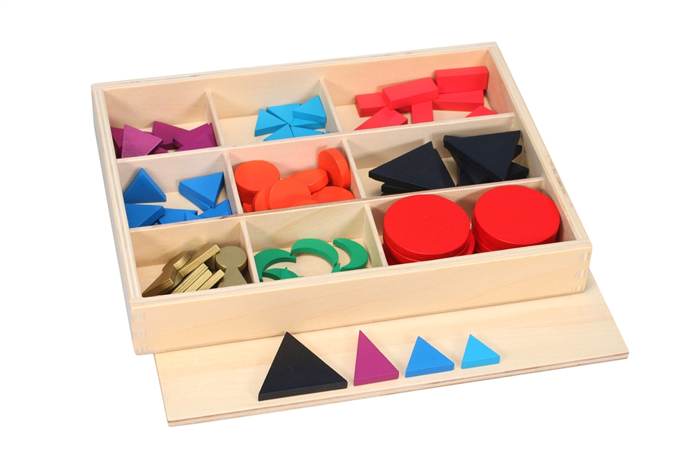 Montessori Materials Wooden Grammar Symbols W Box