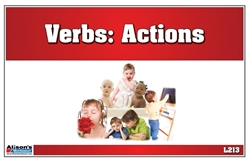 Verbs: Actions