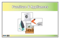 Nouns: Furniture & Appliances