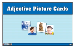 Adjective Picture Cards (Printed)