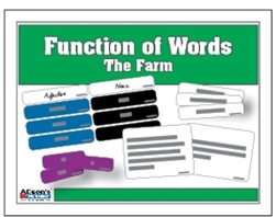 Function of Words - The Farm (Printed)