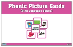 Phonic Picture Cards