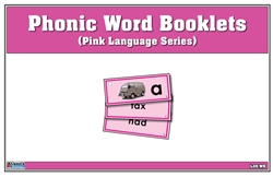 Phonic Word Booklets