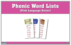 Phonic Word Lists