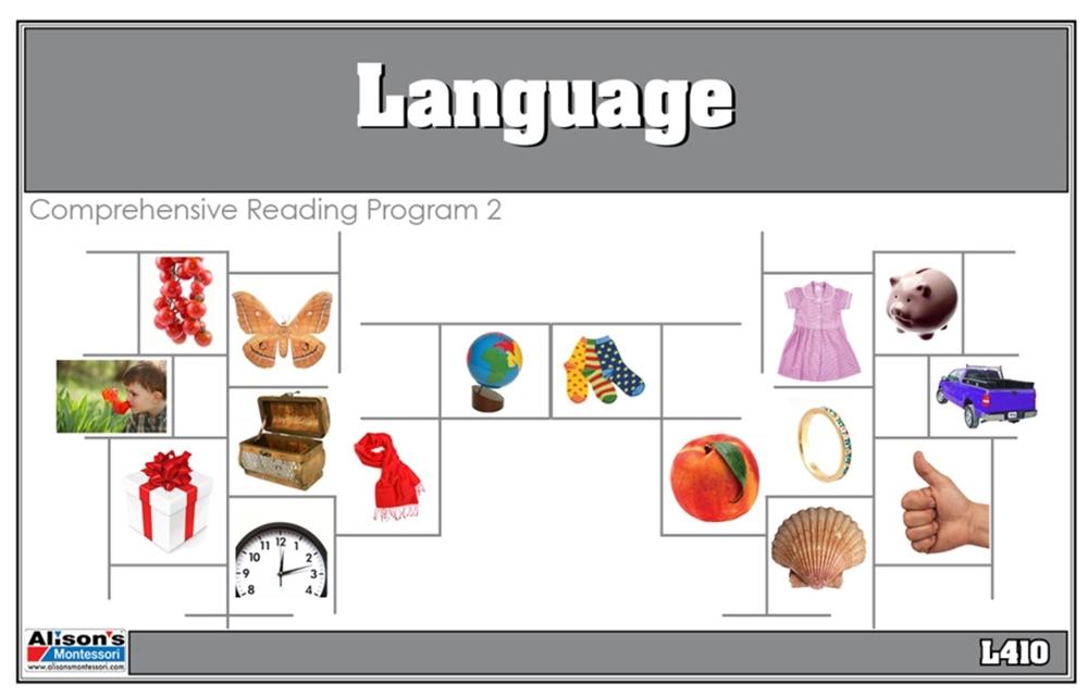 Comprehensive Reading Program 2 (Printed)