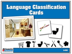 Language Classification Cards