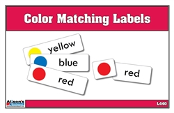 Color Matching Labels