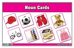 Montessori Materials: Noun Cards Complete Set