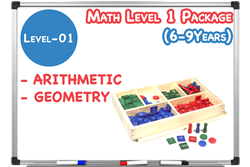 Math Level 1 Package (6-9)