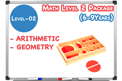 Math Level 2 Package (6-9)