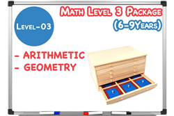 Math Level 3 Package (6-9)