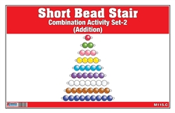 Short Bead Stair Combination Activity Set-2