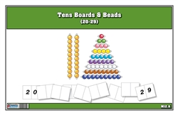 Tens Boards & Beads (20-29)