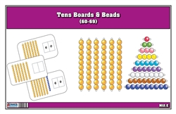 Tens Boards & Beads (60-69)