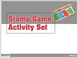 Stamp Game Activity Set (Printed)